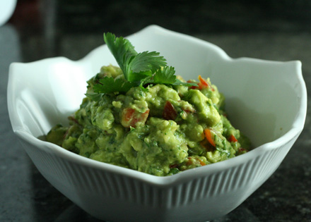 """World Cup"" Guacamole"