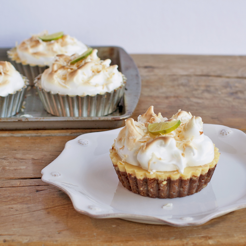 Key Lime Pie Minis | Plum Pie
