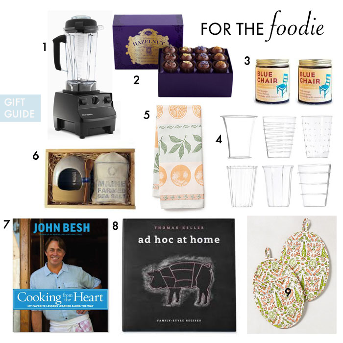 Gifts for the Foodie | Plum Pie