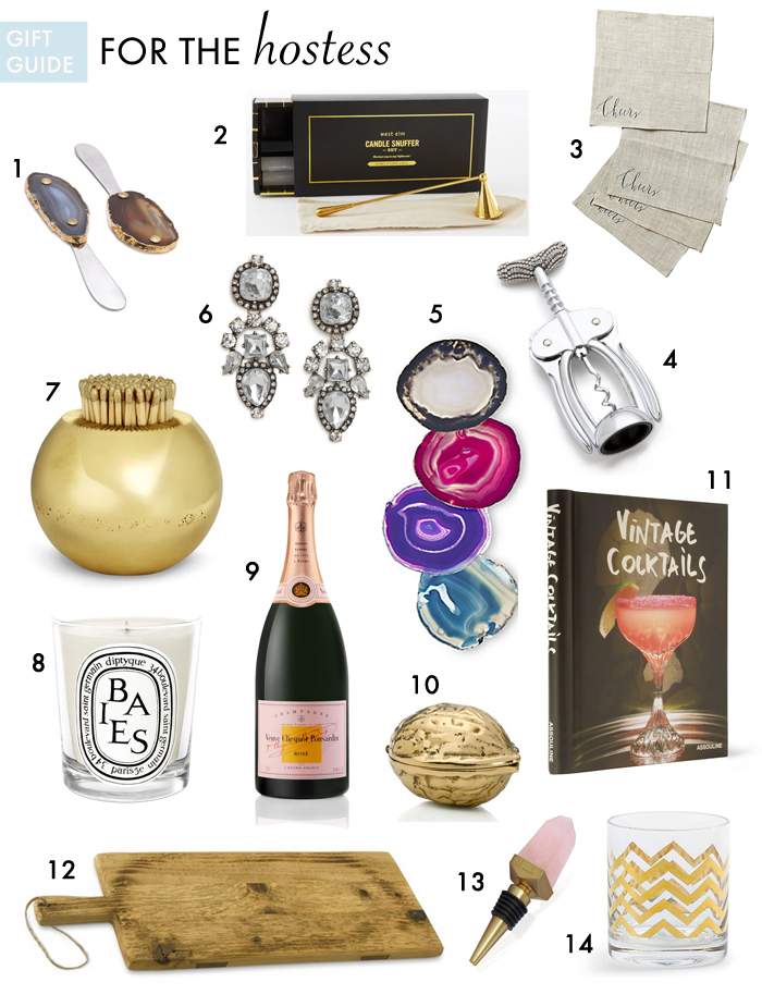 Gifts for the Hostess | Plum Pie