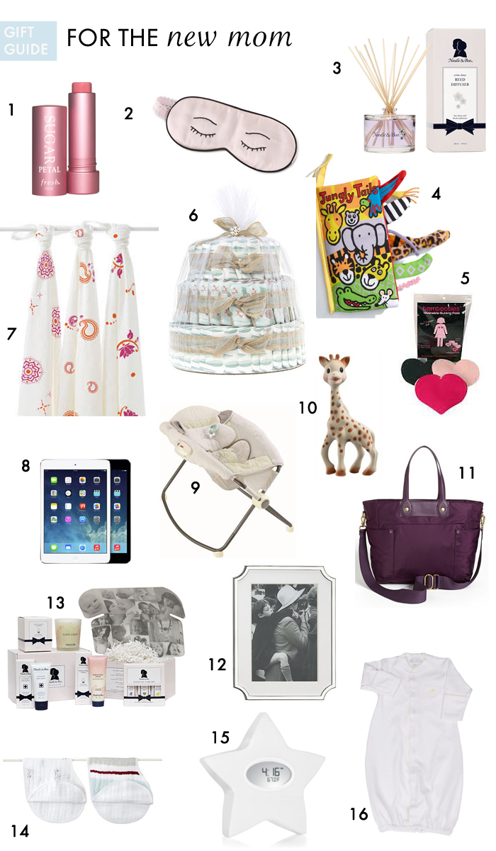 Gifts for the New Mom or Mom to Be | Plum Pie