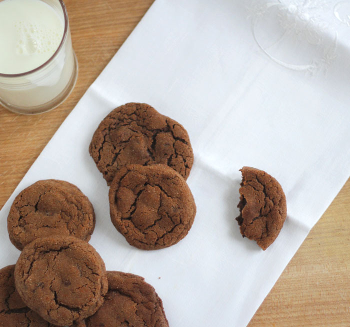 Mexican Hot Chocolate Chip Cookies   Plum Pie