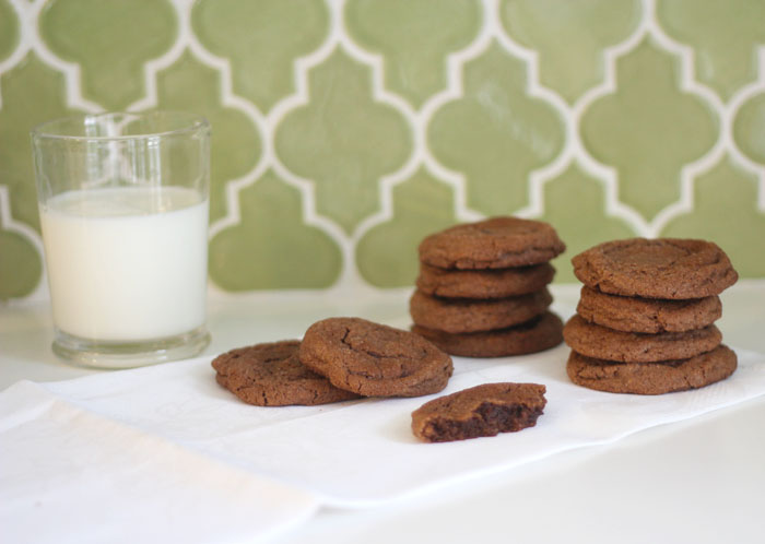 Mexican Hot Chocolate Chip Cookies | Plum Pie