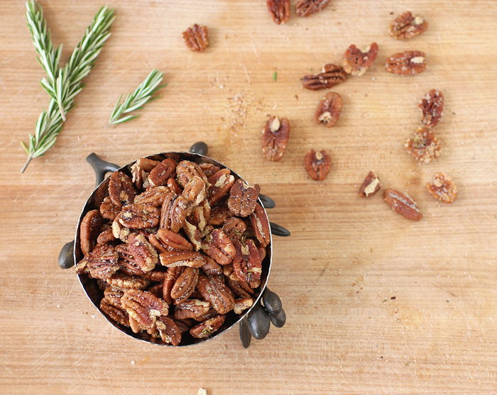 Sweet + Spicy Pecans | Plum Pie