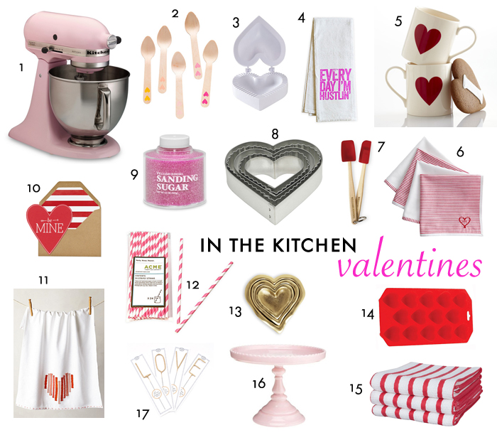 Valentine's Kitchen Gear | Plum Pie
