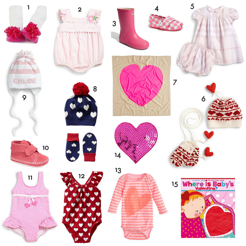 Valentine Favorites for Baby | Plum Pie