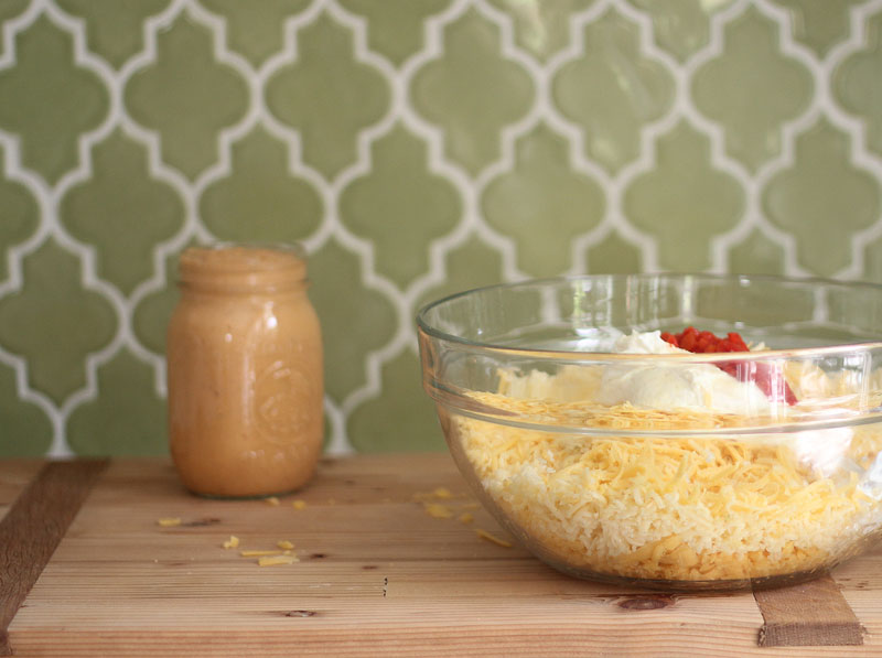 Spicy, Creamy Chipotle Pimento Cheese | Plum Pie